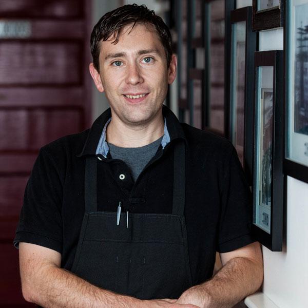 Chef John MacNeill
