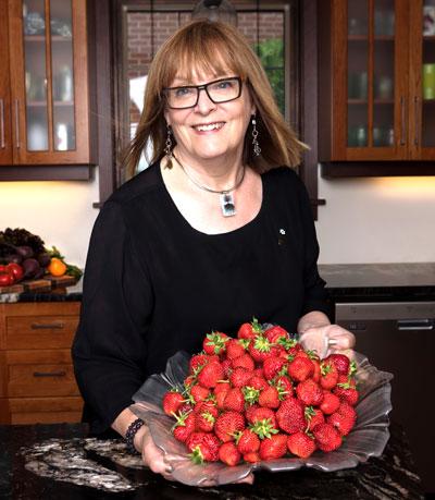 Anita Stewart, Food Laureate